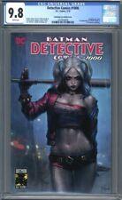 Detective Comics #1000 JeeHyung Lee Harley Quinn Variant Arkham Knight CGC 9.8