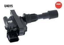 NGK Ignition Coil U4015 fits Ford Laser 1.6 (KE), 1.6 (KF), 1.6 (KH), 1.6 i (...