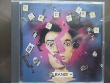 WORLD PARTY BANG! 1993 CD ALBUM 12 TRACKS WITH BOOKLET VG CONDITION