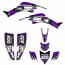 TRX 400 EX Graphics kit for Honda 1999 - 2007 400EX custom deco #4444 Purple