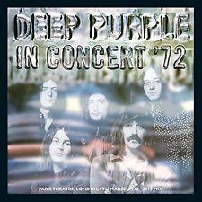 Deep Purple - In Concert 72 (2012 Remix) [CD]