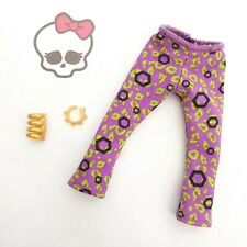 MONSTER HIGH - Clawdeen Wolf - Freaky Fusion - Doll Outfit / Clothing