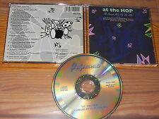 AT THE HOP - 16 SMASH HITS OF THE 50'S / UK-CD 1989