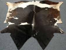 "New Cowhide Rugs Area Cow Skin Leather Cow hide ULG 5041 (68"" X 66"")"