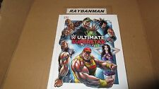 WWE Ultimate Superstar Guide by BradyGames Hardcover Book (English)