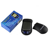 1x Mouse Digital Pocket Scale Precision Portable Weighing Gold Herbs Jewellery