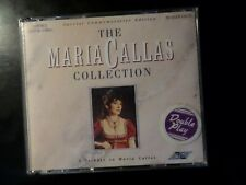 CD DOUBLE ALBUM - THE MARIA CALLAS COLLECTION