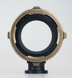 New Adapter for Arri COOKE PL lens to Canon EOS EF mount camera PL-EOS PL-EF