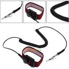 2 Meters Cable Anti Static ESD Wrist Strap Ground Static Discharge Band