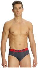 Jockey Graphite Bold Brief Pack Of 2 - Style Number Us14-Nt8