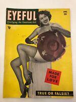 Vintage Eyeful Magazine - April 1950