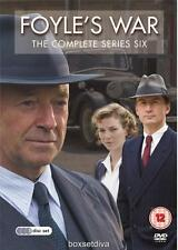 FOYLE'S WAR - COMPLETE SERIES 6  -  ***BRAND NEW DVD*****