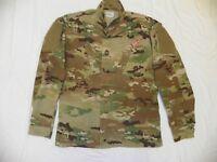 Multicam Combat Uniform Coat Medium X-Long Ripstop Unisex Perimeter Tore #23