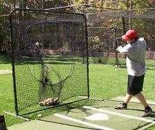 7' x 7' Baseball Softball Soft-Toss Frame w/Heavy Duty Pillow Style Catch Net