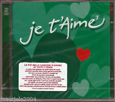 Je T'aime 3 *18 (2004) 2CD NUOVO Richard Marx. Right here waiting Marcella Bella