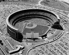 New York Mets SHEA STADIUM Glossy 8x10 Photo Baseball Field Print Poster