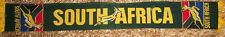 SOUTH AFRICA RUGBY SCARF