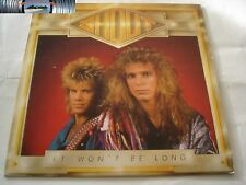 Shout - It won't be long - LP 1988 -  NUOVO