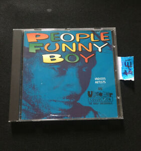People Funny Boy (1996) Various Artists Music CD Trojan