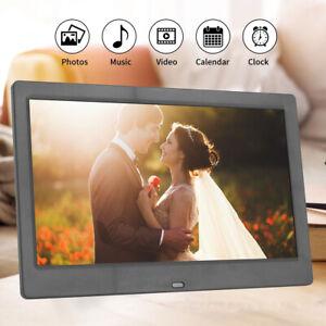 10 Zoll 16: 9 1024 * 600 HD-Bildschirm Fotorahmen Multimedia-Player dauerhaft