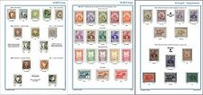 Album de timbres du Portugal à imprimer