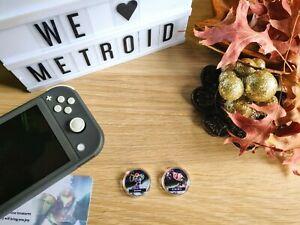 Metroid Dread Samus & E.M.M.I. Double Pack Amiibo Coins Card NFC Switch
