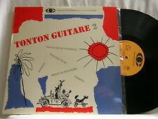 ROGER CHAPUT Tonton Guitare 2 Jean-Francois Gael LP played with Django Reinhardt