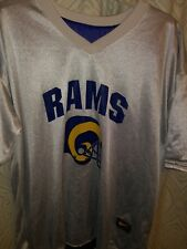 Los Angeles Rams Jersey Extra Large Nike reversible flag football