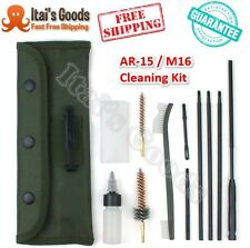 AR-15 / M16 Cleaning Kit Universal Butt Stock For all M16 and AR1 Tactical Rifle