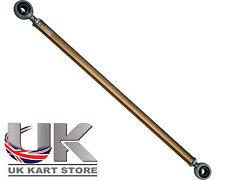 Track rod & extrémités set aluminium or pour Tony Kart / Otk Tonykart - 270 mm