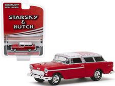 """1955 Chevrolet Nomad Red with White Top """"Starsky and Hutch"""" (1975-1979) TV Serie"""