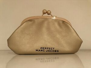 Marc Jacobs Perfect Clutch Bag Gold