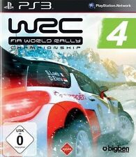 Sony ps3 PlayStation 3 juego * wrc 4-World Rally Championship 4 fia *** nuevo * New