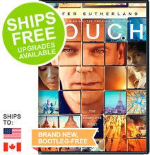 Touch Season One 1 (DVD, 2012) NEW, Sealed, Kiefer Sutherland, David Mazouz