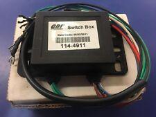 CDI ELECTRONICS SWITCH BOX 114-4911