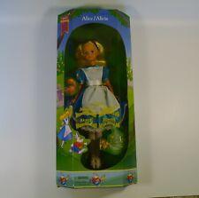 Disney Alice in Wonderland Doll Vintage 1994 Mattel Disney Exclusive New in Box