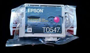 Epson T0547 Original Red Ink Cartridge R800 R1800