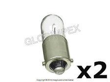 BMW E9 E10 E12 E23 E24 E28 E30 (67-89) Bulb 12V 4W for Side Marker Light 2 OEM