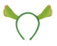 BANDEAU OGRE-Costume Robe Fantaisie Animal Vert Shrek outfit