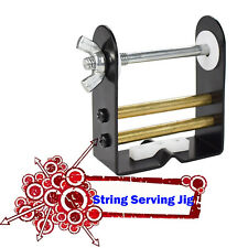 Bow String Server Serving Jig Archery Bows Hunting Shooting Sport Assist Tool