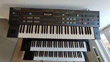 Casio CZ-5000 Phase Distortion Digital Synthesizer - Nice Condition