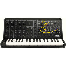 Korg MS-20 Mini 37-Key Monophonic Analog Synthesizer