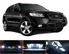 LED Package - License Plate + Reverse for Hyundai Santa Fe (4 Pcs)
