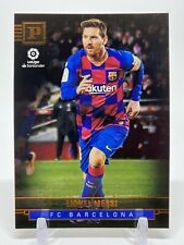 2019-20 Panini Chronicles Soccer - Lionel Messi Base #424
