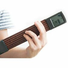 More details for pocket guitar chord trainer with screen display beat guitar accessories pw