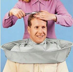 Barbiere  Panno Taglio Capelli Mantello  Ombrello Parrucchiere raccogli capelli