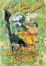 Jungle De Ikou, Eri Sendai, Megumi Hayashibara, Sumi Shimamoto, Kaneta Kimotsuki