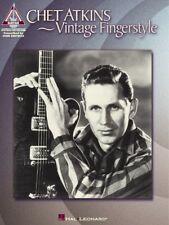 CHET ATKINS VINTAGE FINGERSTYLE GUITAR TAB TABLATURE SHEET MUSIC SONG BOOK