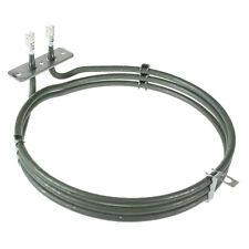 Genuine Smeg Fan Oven Cooker Element 2700W 195mm 3 Turn 806890656 806890589