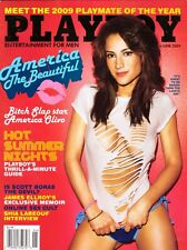 Playboy June 2009 - America Olivo, Shia Labeouf, Candice Cassidy, Ida Ljungqvist